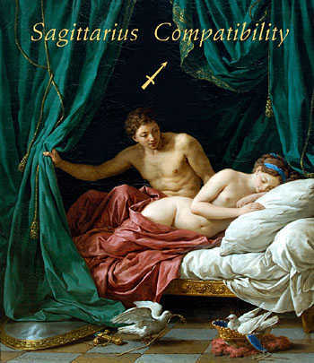 Classical Zodiac Sign Astrology of Sagittarius Compatibility